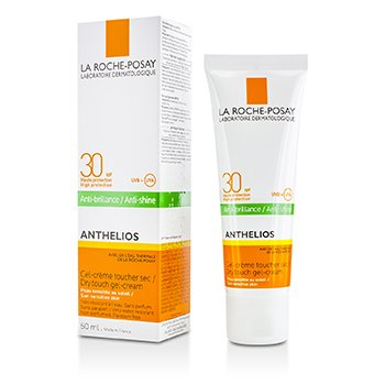 La Roche Posay Anthelios Dry Touch Gel-Cream SPF30 - For Sun-Sensitive Skin