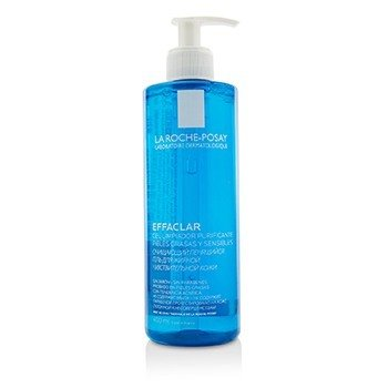 La Roche Posay Effaclar Purifying Foaming Gel Soap-Free pH 5.5 - For Oily Sensitive Skin