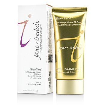 Jane Iredale BB Cream Mineral Glow Time Full Coverage SPF 25 - BB7