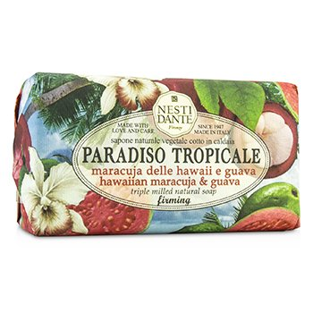 Nesti Dante Paradiso Tropicale Triple Milled Natural Soap - Hawaiian Maracuja & Guava