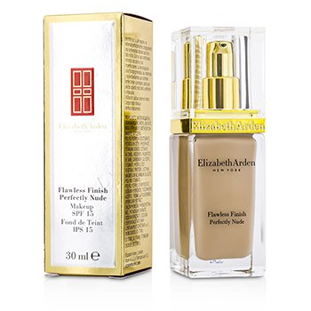 Elizabeth Arden Maquiagem Finalizadora Flawless Finish Perfectly Nude Makeup SPF 15 - # 08 Cashmere