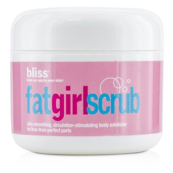 Bliss Fat Girl Scrub (Travel Size)