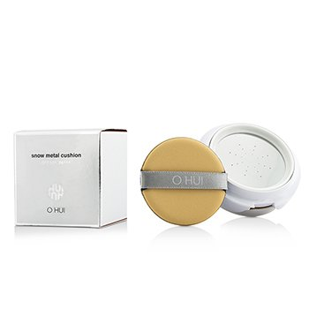O Hui Snow Metal Cushion SPF50 - #23 Natural Beige