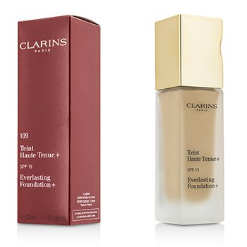 Clarins Base Everlasting SPF15 - # 109 Wheat