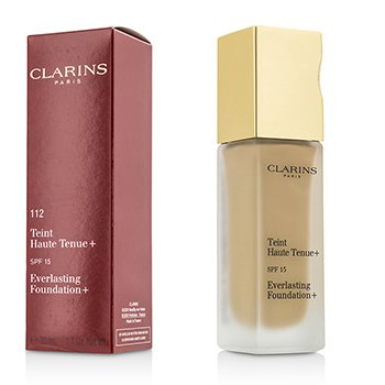 Clarins Base Everlasting SPF15 - # 112 Amber