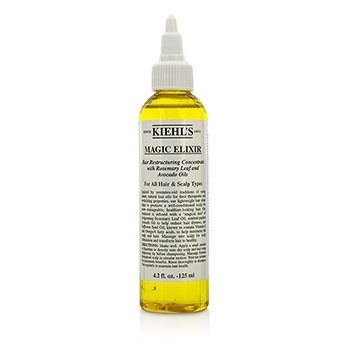 Kiehls Magic Elixir Hair Restructuring Concentrate With Rosemary Leaf And Avocado (Para Todos os Tipos de Cabelo e Couro Cabeludo)