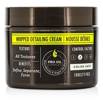 Macadamia Natural Oil Creme Detailing Weightless Professional