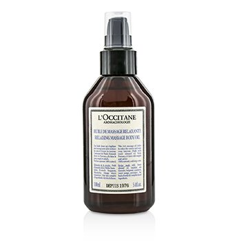 LOccitane Aromachologie Relaxing Massage Body Oil