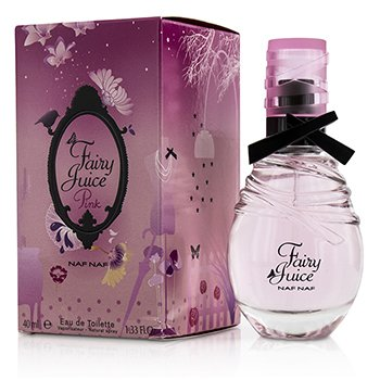 Naf-Naf Fairy Juice Pink Eau De Toilette Spray