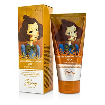 Fascy Moisture Bomb Body Emulsion - Milk