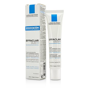 La Roche Posay Effaclar Duo (+) Corrective Unclogging Care Anti-Imperfections Anti-Marks
