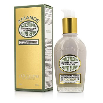 LOccitane Almond Velvet Body Serum