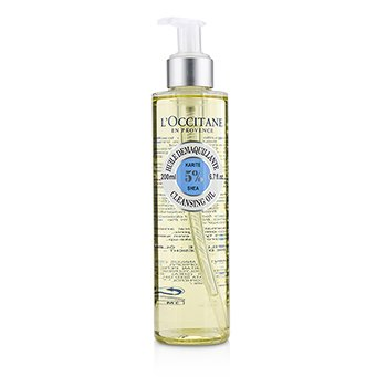 LOccitane Shea Cleansing Oil