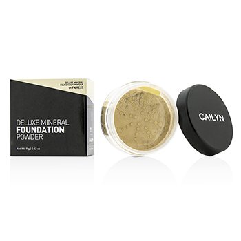 Cailyn Deluxe Mineral Foundation Powder - #01 Fairest
