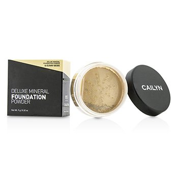 Cailyn Deluxe Mineral Foundation Powder - #03 Sunny Beige
