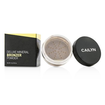 Cailyn Deluxe Mineral Bronzer Powder - #03 Golden Rose