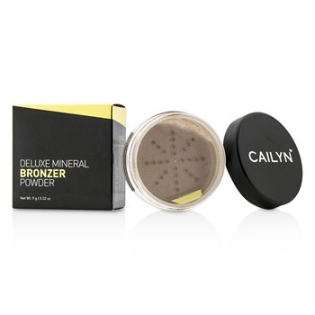 Cailyn Deluxe Mineral Bronzer Powder - #04 Berry With Gold