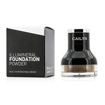 Cailyn Illumineral Foundation Powder - #08 Dark Tan