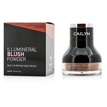 Cailyn Illumineral Blush Powder - #04 Cinnamon