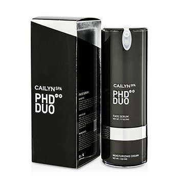 PHD Duo: Face Serum 1.7oz + Moisturizing Cream 1oz