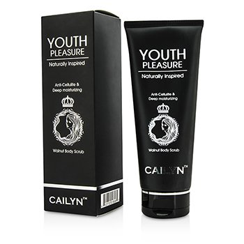 Youth Pleasure Walnut Body Scrub