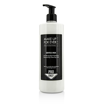 Make Up For Ever Gentle Milk - Moisturizing Cleansing Milk (Salon Size)