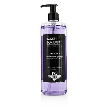 Make Up For Ever Cool Lotion - Moisturizing Soothing Lotion (Salon Size)