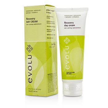 Evolu Recovery Day Cream (Sensitive & Dry Skin)