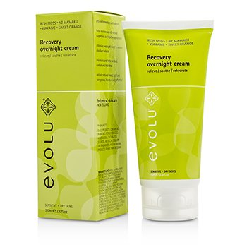 Recovery Overnight Cream (Sensitive & Dry Skin)