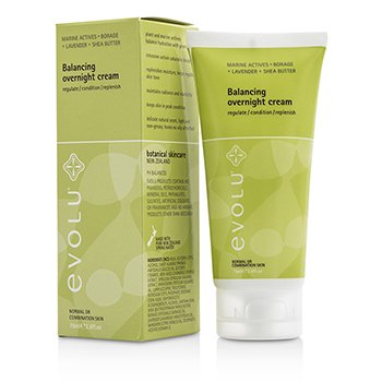 Evolu Balancing Overnight Cream (Normal or Combination Skin)