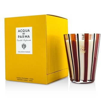 Acqua Di Parma Murano Glass Perfumed Candle - Tonka
