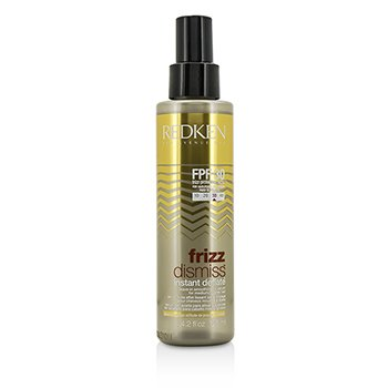 Redken Frizz Dismiss FPF30 Instant Deflate Leave-In Smoothing Oil Serum (For Medium/ Coarse Hair)