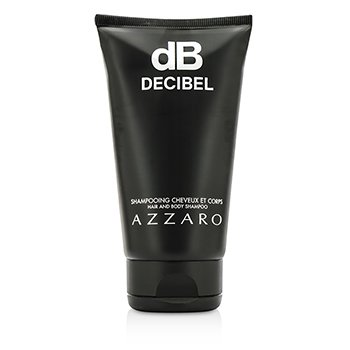Loris Azzaro Decibel Hair & Body Shampoo (Unboxed)
