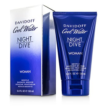 Davidoff Cool Water Night Dive Gentle Shower Breeze