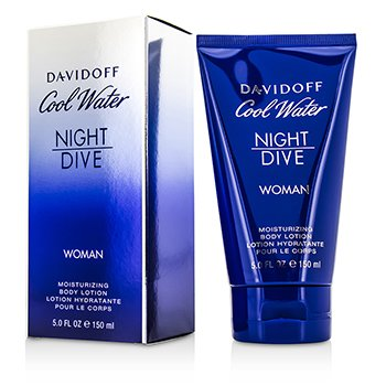 Davidoff Cool Water Night Dive Moisturizing Body Lotion