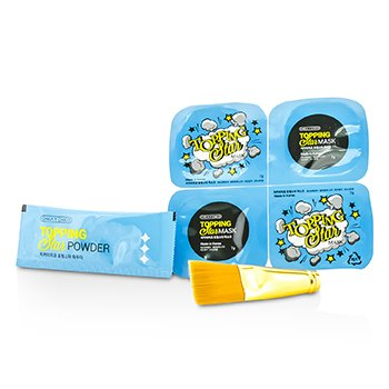 Chica Y Chico Topping Star Mask & Powder Kit