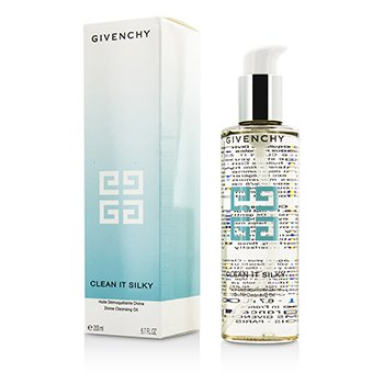 Givenchy Clean It Silky Divine Cleansing Oil