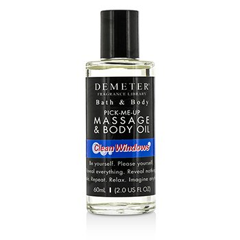 Demeter Clean Windows Massage & Body Oil