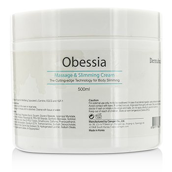 Dermaheal Obessia Massage & Slimming Cream