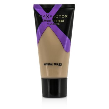 Max Factor Smooth Effect Foundation - #82 Natural Tan