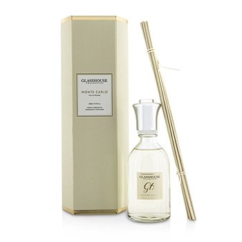 Glasshouse Triple Strength Fragrance Diffuser - Monte Carlo (Fig & Guava)