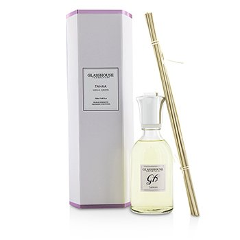 Glasshouse Triple Strength Fragrance Diffuser - Tahaa (Vanilla Caramel)