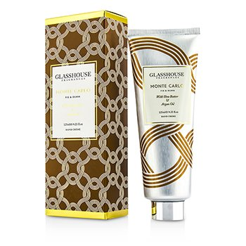Glasshouse Hand Cream - Monte Carlo (Fig & Guava)