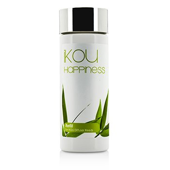 iKOU Diffuser Reeds Refill - Happiness (Coconut & Lime)