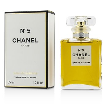 Chanel No.5 Eau De Parfum Spray (New Packaging)