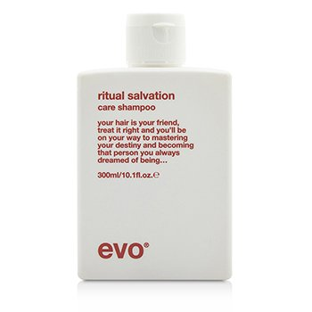 Evo Ritual Salvation Care Shampoo (For Colour-Treated, Weak, Brittle Hair)