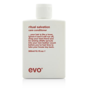 Evo Ritual Salvation Care Conditioner (For Colour-Treated, Weak, Brittle Hair)