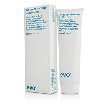 Evo The Great Hydrator Moisture Mask (For Dry, Frizzy, Colour-Treated Hair)