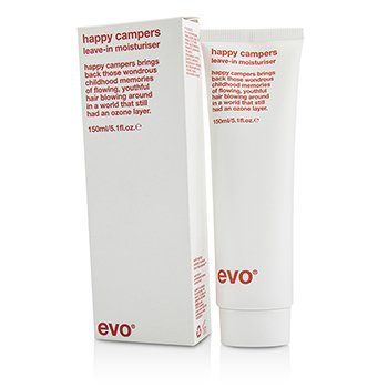 Evo Happy Campers Leave-In Moisturiser (For Colour-Treated, Weak, Brittle Hair)