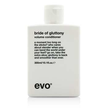 Evo Bride of Gluttony Volume Conditioner (For All Hair Types, Especially Fine Hair)